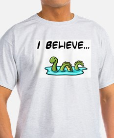 I Believe in the Loch Ness Mo T-Shirt