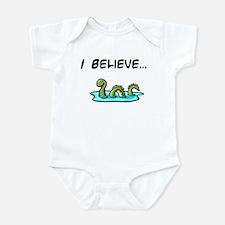I Believe in the Loch Ness Mo Infant Bodysuit