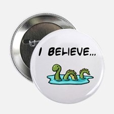 """I Believe in the Loch Ness Mo 2.25"""" Button"""