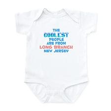 Coolest: Long Branch, NJ Infant Bodysuit