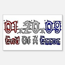 End Of A Error Rectangle Decal