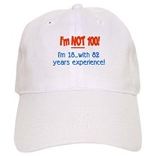 Cute 100 years old Baseball Cap