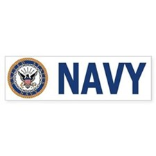 U. S. Navy <BR>Bumper Sticker 2