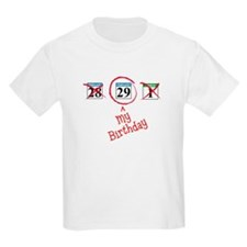 Leap Year Calendar T-Shirt
