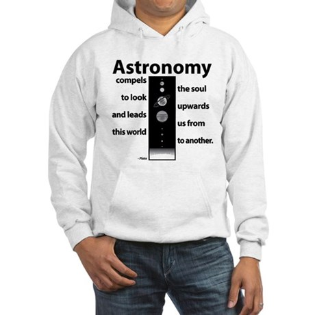Astronomy Hooded Sweatshirt