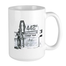442nd Combat Team Mug