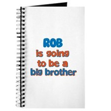 Rob - Going to be Big Brother Journal