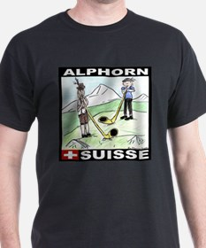 The Alphorn Shop T-Shirt