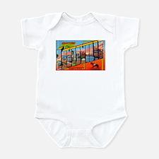 Louisville Kentucky Greetings Infant Bodysuit