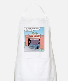 Bird Car Wash BBQ Apron