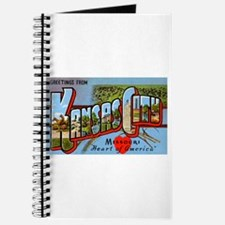 Kansas City Missouri Greetings Journal