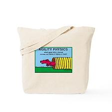 Agility Physics Tote Bag