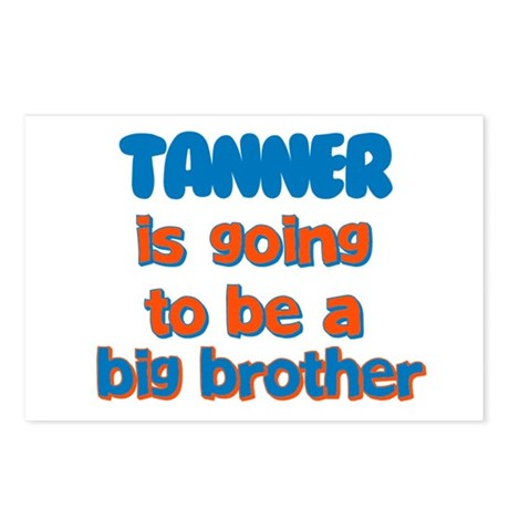 Tanner - Going to be Big Brot Postcards (Package o
