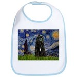 Starry Night Bouvier Bib