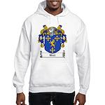 Wall Family Crest Hooded Sweatshirt