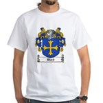 Ward Family Crest White T-Shirt