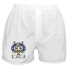 Warren Family Crest Boxer Shorts