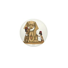 Shriners at work Mini Button (10 pack)