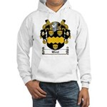West Family Crest Hooded Sweatshirt