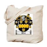 West Family Crest Tote Bag