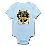 West Family Crest Infant Creeper
