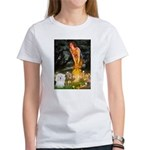 Midsummer's Eve Coton Women's T-Shirt