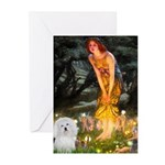 Midsummer's Eve Coton Greeting Cards (Pk of 10)