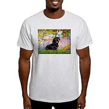 Garden / Dachshund T-Shirt