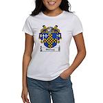 Whitney Family Crest Women's T-Shirt
