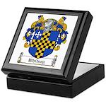 Whitney Family Crest Keepsake Box