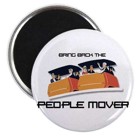 People Mover Magnet