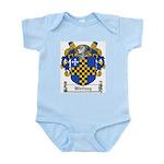 Whitney Family Crest Infant Creeper