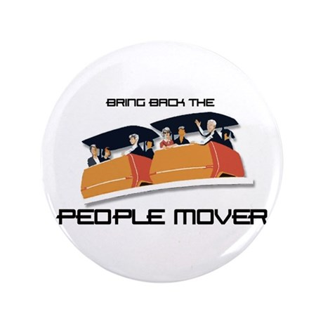"""People Mover 3.5"""" Button"""