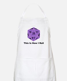 How I Roll BBQ Apron