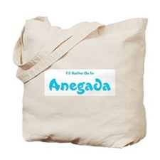 I'd Rather Be...Anegada Tote Bag