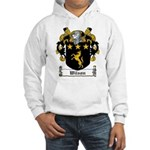 Wilson Family Crest Hooded Sweatshirt