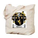 Wilson Family Crest Tote Bag