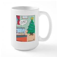 Christmas Tree Star Mug