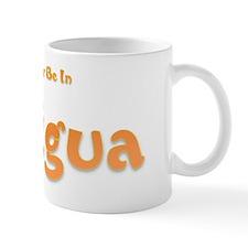 I'd Rather Be...Antigua Mug
