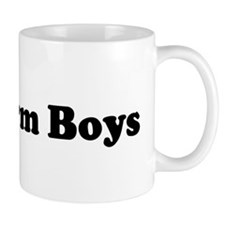 I Love Farm Boys Mug