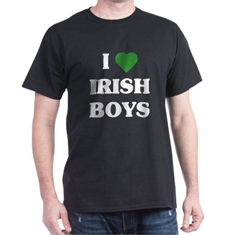I Love Irish Boys Shirt I Love Irish Boys T-Shirt