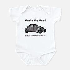 Rat Rod Body And Paint Infant Bodysuit