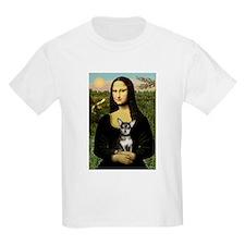 Mona Lisa / Chihuahua T-Shirt