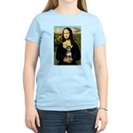 Mona Lisa / Chihuahua Women's Light T-Shirt