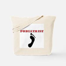 Podiatrist Tote Bag