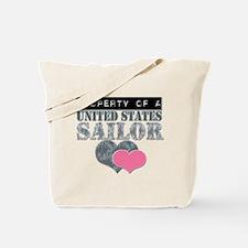 Property of a US Sailor Tote Bag