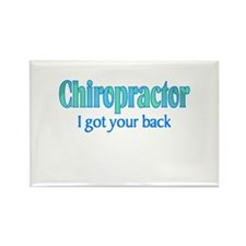 Chiropractor Rectangle Magnet (10 pack)