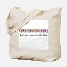 Anesthesiologist Tote Bag