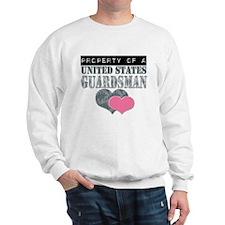 Property of a US Guardsman Sweatshirt