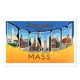 Boston postcards Postcards